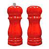 Набір сіль/перець MAESTRO MR-1616 червоний   набір для спецій Маестро   солонка і перечниця Маестро