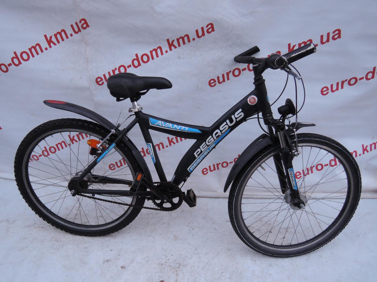 Горный велосипед Pegasus 26 колеса 7 скоростей на планитарке