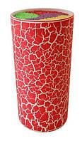 Универсальная колода для ножей Benson BN-014 красная | настольная подставка для ножей Бенсон, Бэнсон, фото 1