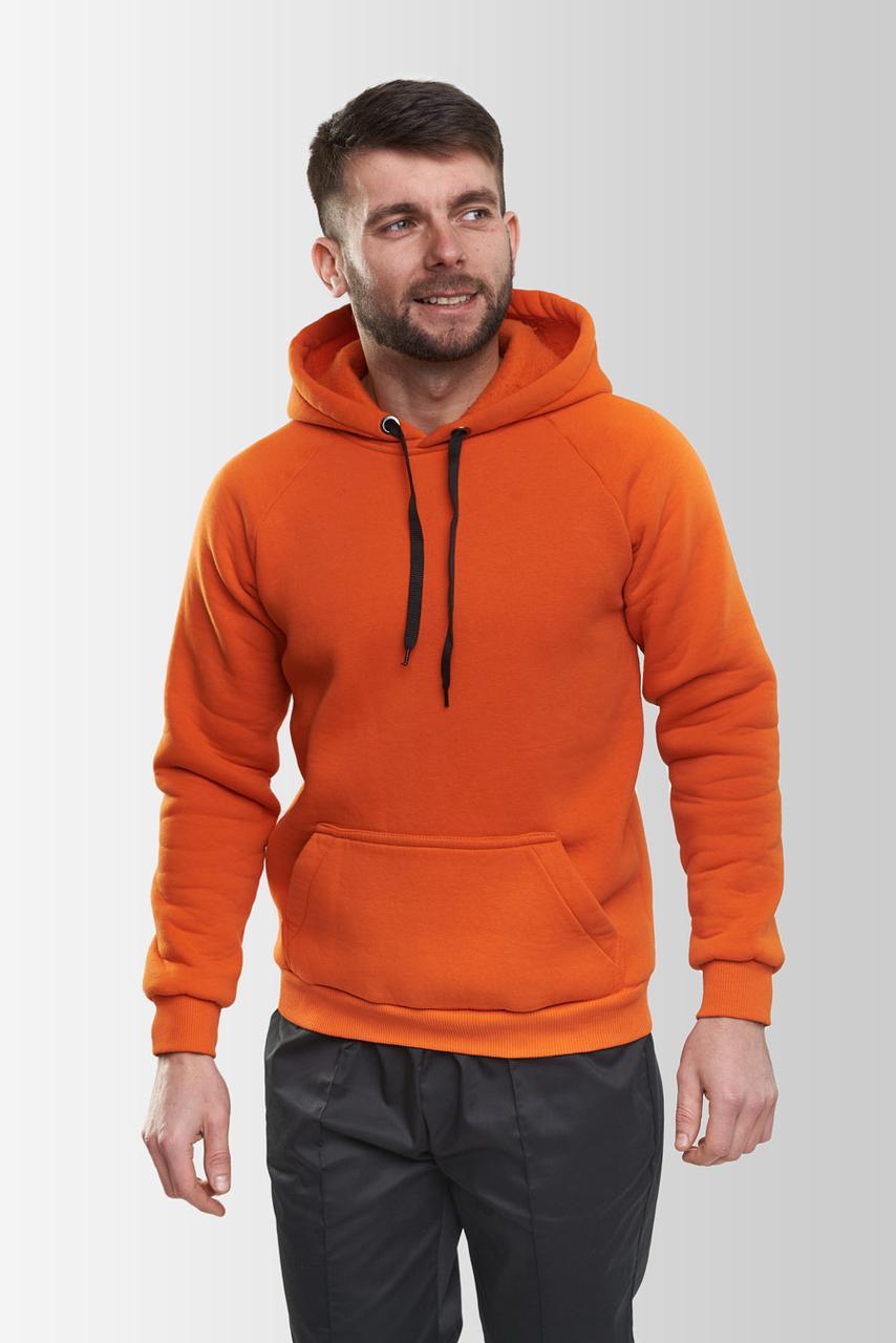 Худи утепленное Vsetex Warm Оранжевый