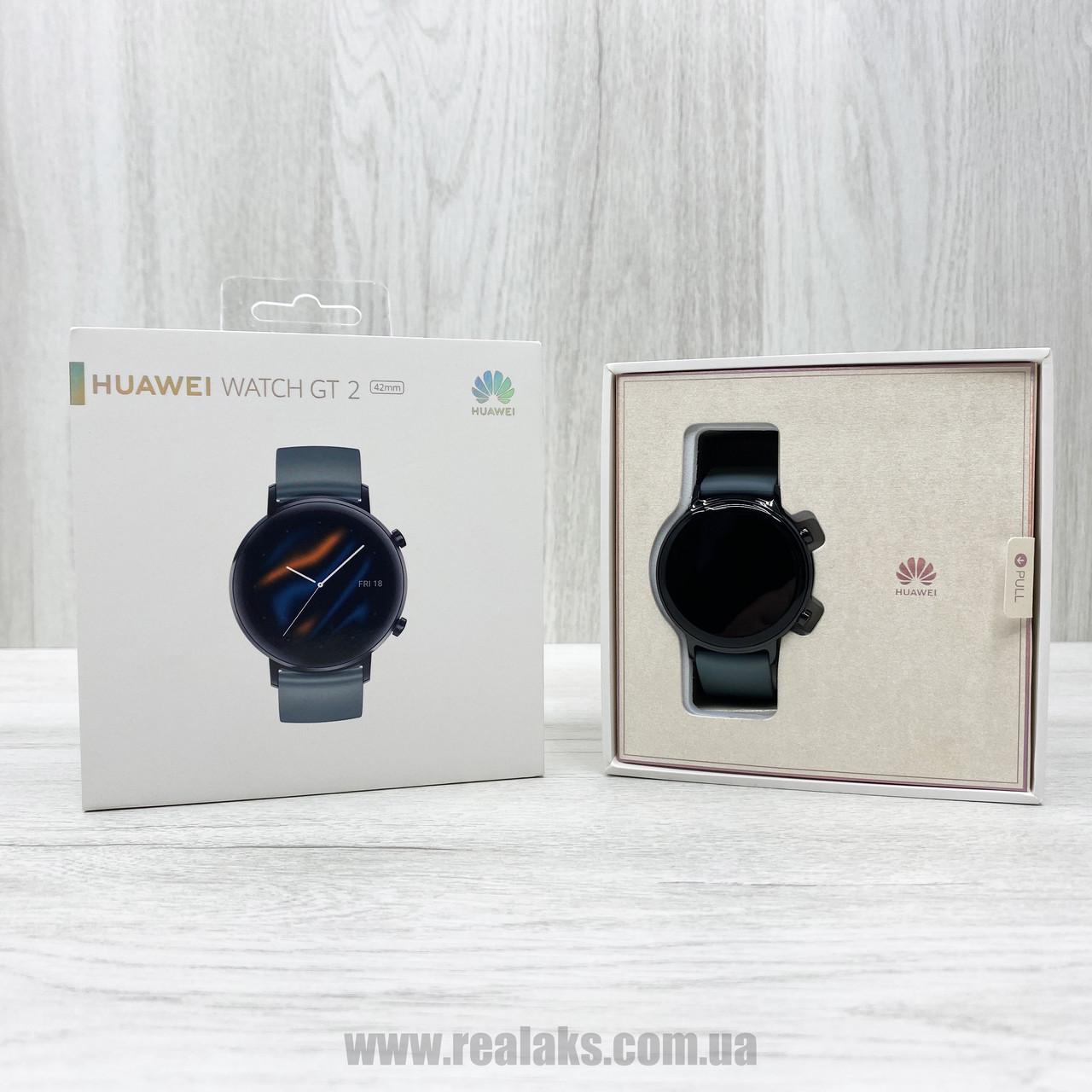 Смарт часы Huawei Watch GT2 42mm (Black)