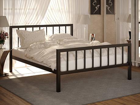 Кровать металлическая TURIN-2, фото 2