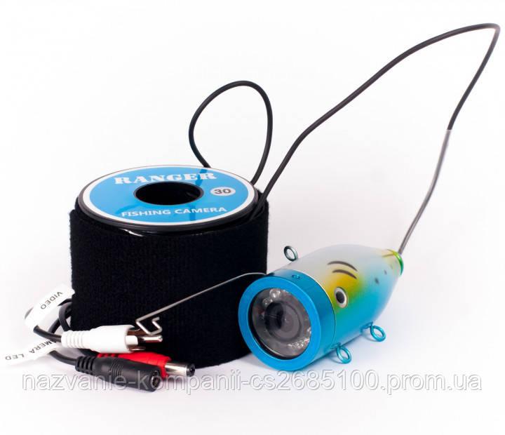 Подводная видеокамера, видео удочка Ranger Lux Case 30m (Арт. RA 8845)