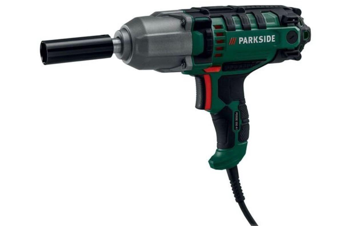 Ударный гайковерт  PARKSIDE PDSSE 550 A1 3700 об/мин