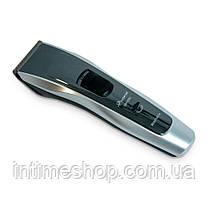 Беспроводная электро-машинка для стрижки волос (волосся) Gemei GM-6092, парикмахерская машинка (TI)