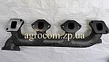 Колектор випускний СМД-14, ДТ-75, фото 2
