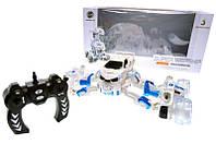Радиоуправляемая машинка-робот-трансформер.