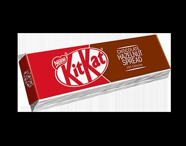 Kit Kat Hazelnut Spread 9s 186 g