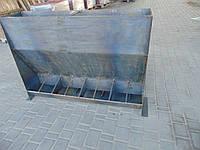 Годівниця для поросят з перегородками, 8 місць