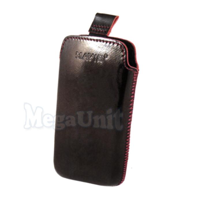 Кожаный чехол Mavis Premium для Samsung i9070 Galaxy S Advance