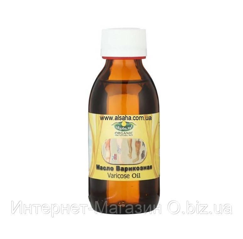 Масло при варикозе из Египта 135 мл. Organic for Naturals Oils