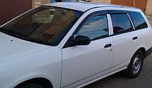 Дефлекторы окон Nissan AD Van (Y11) 1999-2008   Ветровики Ниссан АД