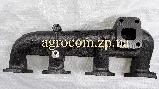 Коллектор выпускной СМД-18,20,22, ДТ-75., фото 2