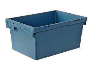 Пластиковый ящик конусный 600х400х280 мм