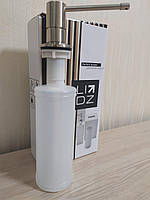 Встроенный дозатор для моющего средства на мойку Lidz (CRM) 112 02 000 10
