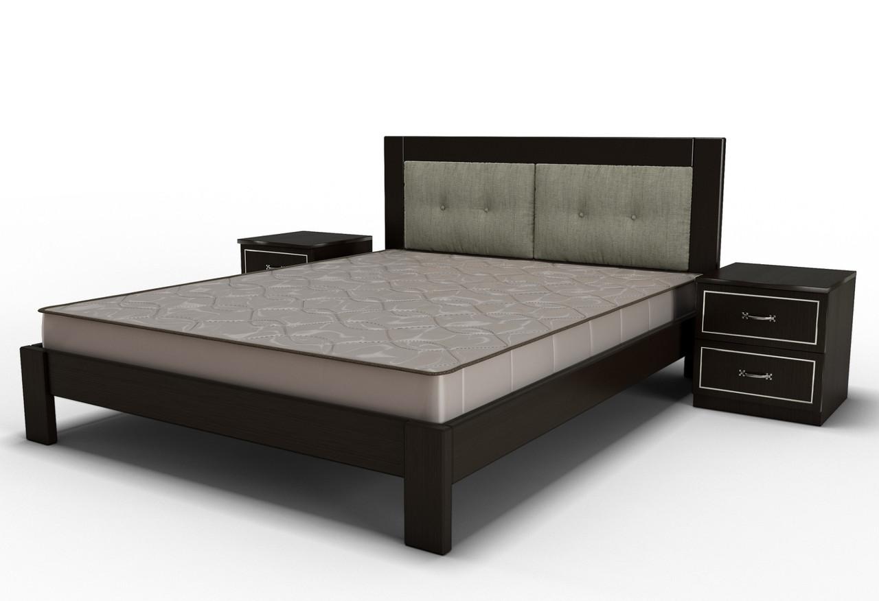 Ліжко дерев'яна НЕАПОЛЬ (ARTWOODstyle)