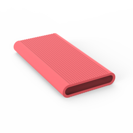 Чехол для Mi Power Bank 2S 10000/mi3 Pink