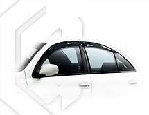 Дефлектори вікон Nissan Almera classic (N17) 2006 | Вітровики Ніссан Альмера Класік