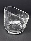 Пьяные стаканы набор для виски 4 штуки, фото 5
