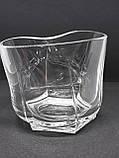 Пьяные стаканы набор для виски 4 штуки, фото 7