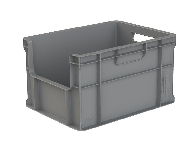 Пластиковый ящик 400х300х230 мм