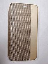 Чехол-книжка Samsung A10 / M10 Strip Gold