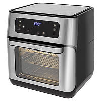 Мультипечь 4 в 1 ProfiCook PC-FR 1200 H, 11 литров аєрофритюрница, мини-духовка, электрогриль, шашлычница