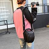 Фото сумка универсальная для фотоаппаратов Canon EOS, Nikon, Sony, Olympus, Кэнон, Никон, Олимпус, Сони, фото 10