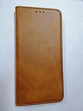Чехол-книжка Samsung A51 / M40S TRU Brown