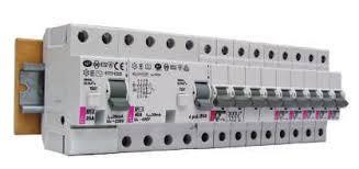 Модульные автоматические выключатели ETI