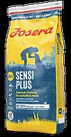 Сухой корм для взрослых собак JOSERA SensiPlus с чувствительным пищеварением (15 кг.)