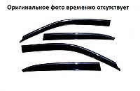 Ветровики Ниссан Альмера   Дефлекторы окон Nissan Аlmera II Sd (N16) 2000-2006