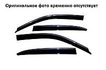 Вітровики Ніссан Альмера | Дефлектори вікон Nissan Аlmera II Sd (N16) 2000-2006