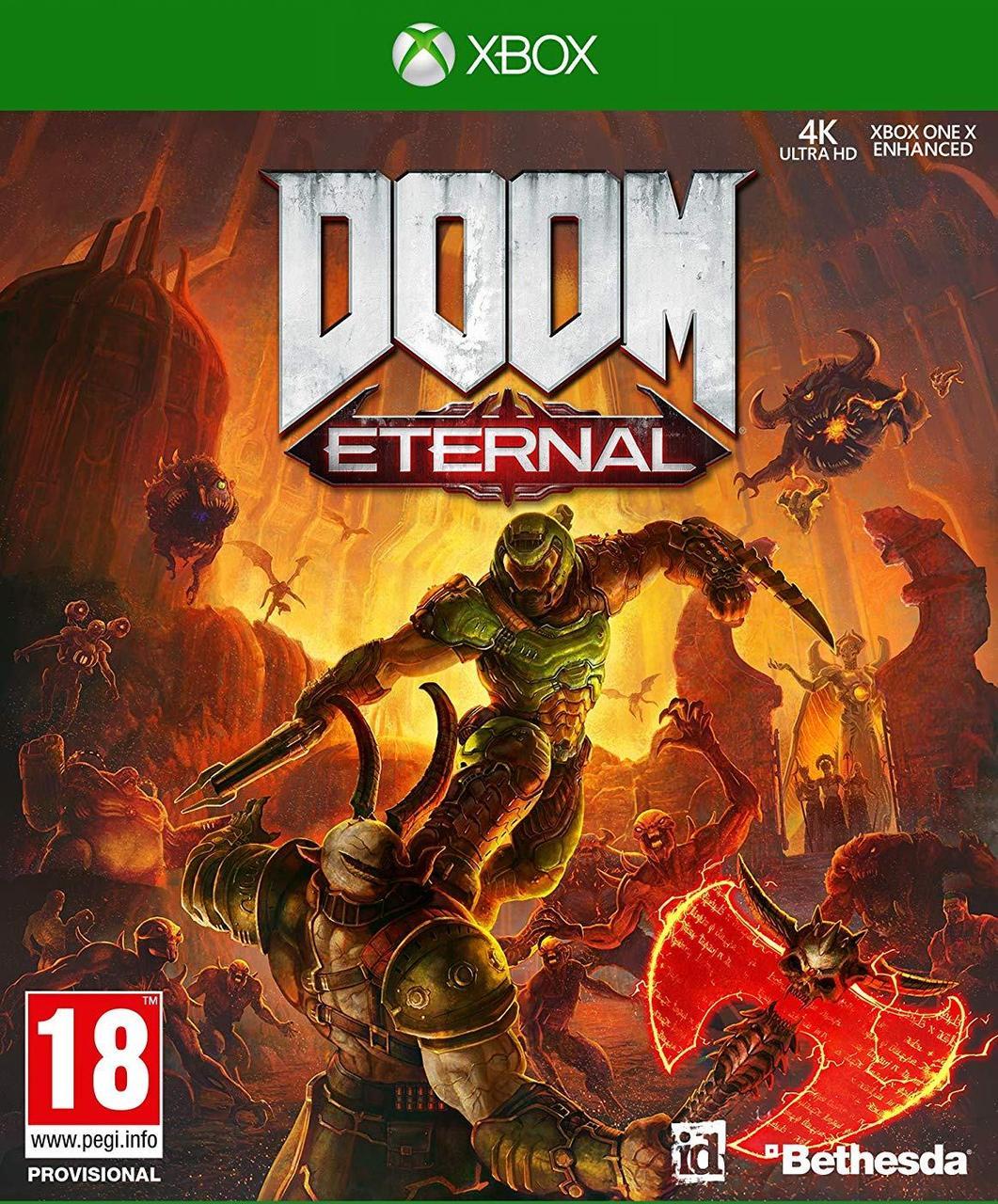 Doom Eternal (русская версия) Xbox One