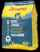 Сухой корм JOSERA SensiJunior для щенков средних и больших пород с чувствительным пищеварением (0.9 кг.)
