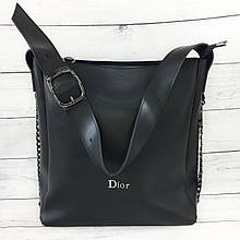 Женская сумкаDiоr (в стиле Диор),черная ( код: IBG230B )