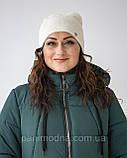 Жіноча куртка  «Лайма» великі розміри, фото 5
