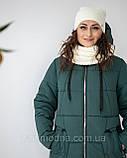 Жіноча куртка  «Лайма» великі розміри, фото 8