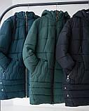 Жіноча куртка  «Лайма» великі розміри, фото 2