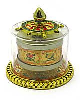 Молитвенный барабан (7х7,5х7,5 см)