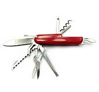Нож складной 13 в 1 с набором инструментов (9х2,5х2 см)