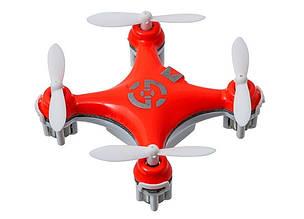 Квадрокоптер нано р/у 2.4Ghz Cheerson CX-10 (оранжевый)