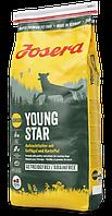 Сухой корм для щенков без злаков JOSERA YoungStar (15 кг.)