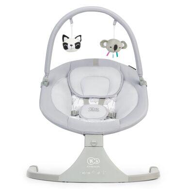 Кресло-качалка Kinderkraft Luli Gray