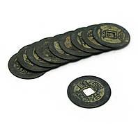 Старинные монеты (связка 10 шт.)(d-2,5 см)