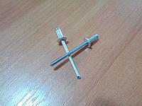 Заклепка вытяжная 4х10 мм (Al+Steel) 100 штук