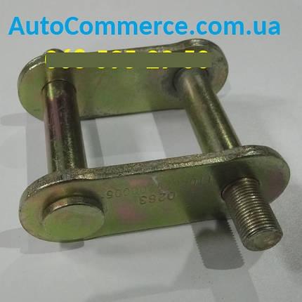 Серьга передней рессоры FOTON 1043 (3,7) Фотон 1043, фото 2