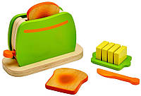 Тостер деревянный
