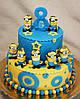 Торт Миньоны, фото 2