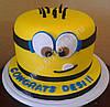 Торт Миньоны, фото 6